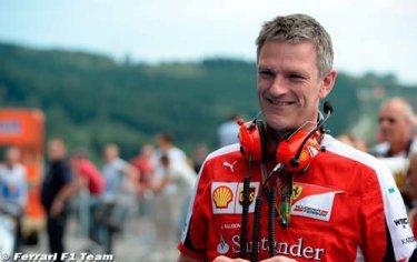 F1 - Ferrari : Allison est là pour le long terme
