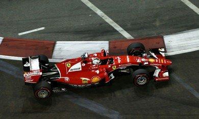 Qualifs : Vettel arrache la pole !