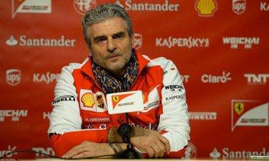 "Arrivabene : ""On se rapproche de Mercedes"""