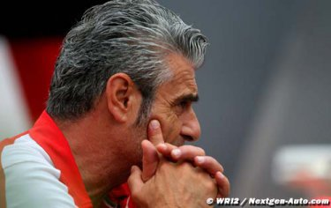 Ferrari présente ses excuses pour Singapour