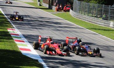 Toro Rosso aurait signé avec Ferrari