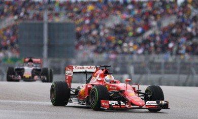 """Vettel : """"Rendez-vous en 2016"""""""
