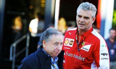 Ferrari privé du droit de veto ?