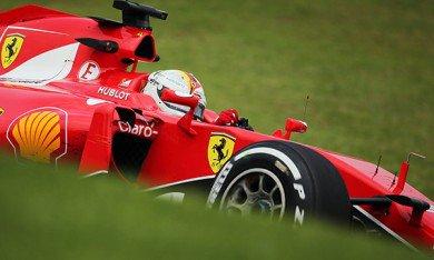 "Vettel : ""Si vous voyez Monsieur Adhérence…"