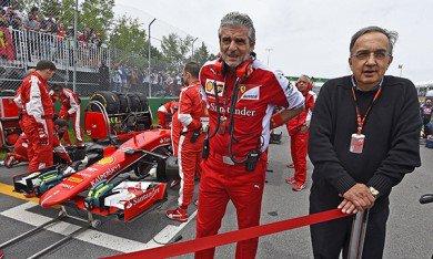 """""""Personne ne s'intéresserait à la F1 sans Ferrari"""""""