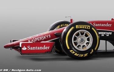 Ferrari ne confirme pas ses plans pour le lancement