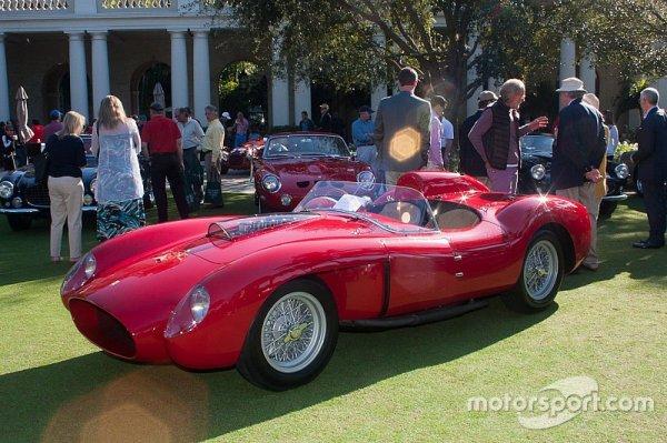 Cette Ferrari de 1957 pourrait devenir la voiture la plus chère de tous les temps