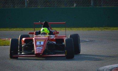 Schumi Jr directement en F3 ?