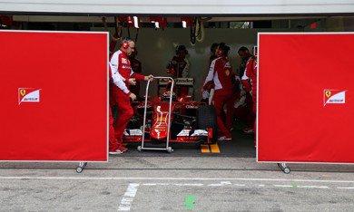 Quelques indiscrétions sur la Ferrari de 2016