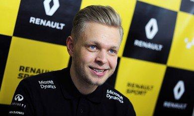 """Magnussen : """"Renault Sport se battra pour les titres"""""""