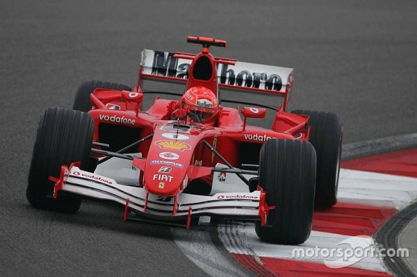 Quand Mosley critiquait les rivaux de Ferrari pour leur manque de compétitivité