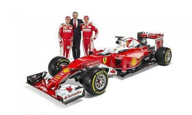 """Räikkönen espère """"beaucoup de succès"""" avec la SF16-H"""