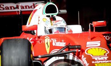 Barcelone : Vettel pulvérise la pole, mais…