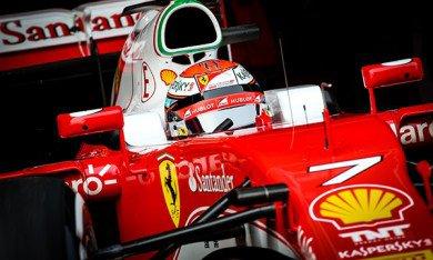 Räikkönen livre son verdict sur la Ferrari SF16-H