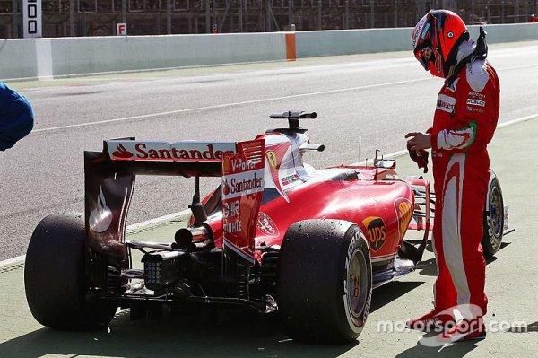 Jour 5 - Ferrari cherche la fiabilité, Mercedes impressionne