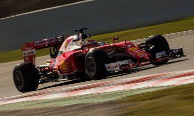 Marchionne espère voir Ferrari en première ligne