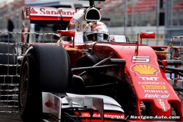 Vettel espère que Ferrari sera prête pour Melbourne