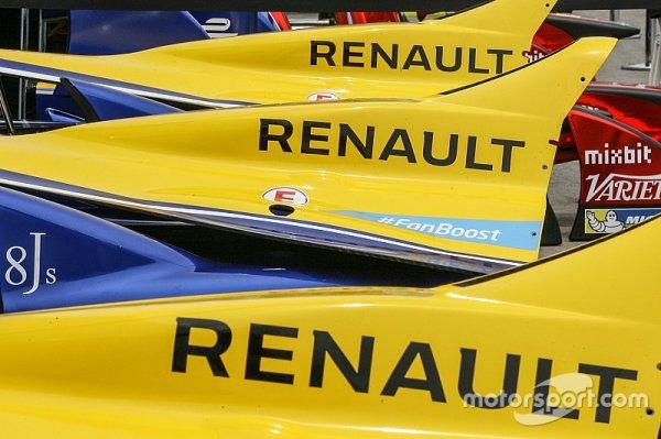 Renault fournira des moteurs clients dès la saison 3