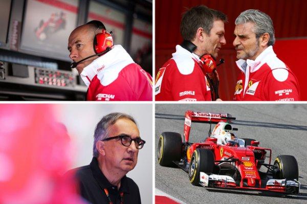 L'année Ferrari ?