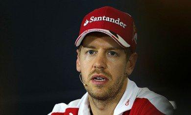 "Vettel : ""Ma Ferrari ne porte pas le nom d'une pizza !"""
