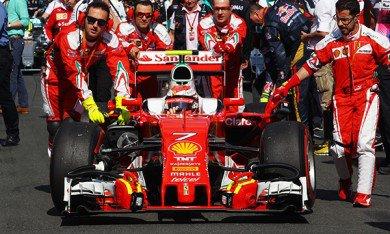 Räikkönen convaincu par le potentiel de sa Ferrari