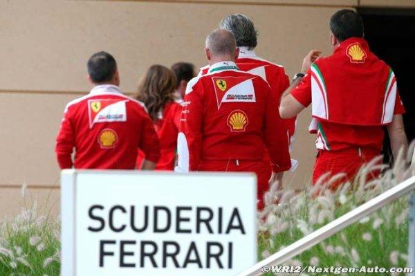 Marchionne pourrait multiplier les rôles chez Ferrari