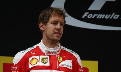 Vettel rage contre Kvyat !