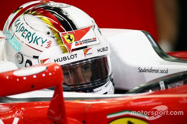 Vettel - La F1 est un sport plus qu'un spectacle