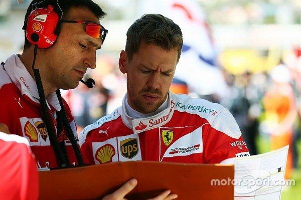 """Ferrari - Ce qu'a fait Kvyat """"n'est pas acceptable"""""""