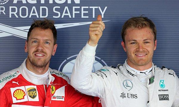 Di Montezemolo conseille à Ferrari de recruter Rosberg