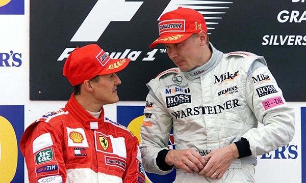Schumacher avait accepté de quitter Ferrari pour McLaren