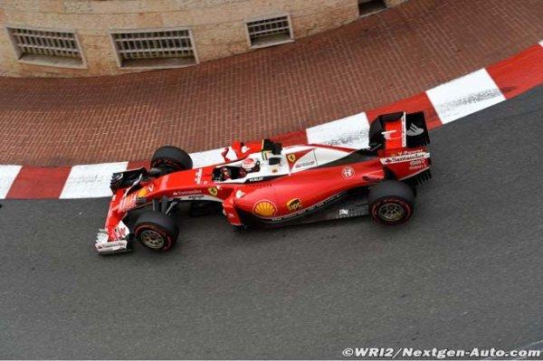Cinq places de pénalité pour Raikkonen à Monaco