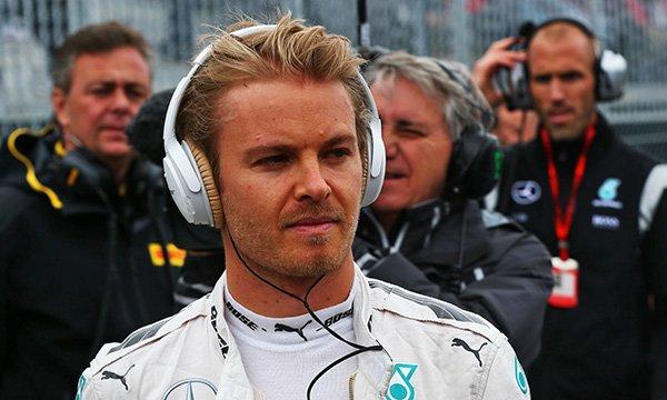 """Prost : """"Ça fait mal pour Rosberg"""""""