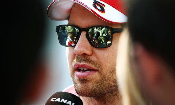 "Vettel : ""La victoire arrivera tôt ou tard"""