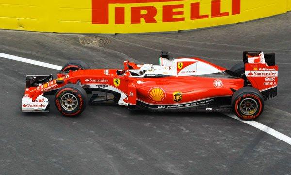 """Vettel : """"Nous avons souffert"""""""