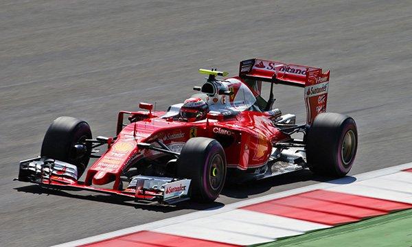 Räikkönen a de bonnes sensations