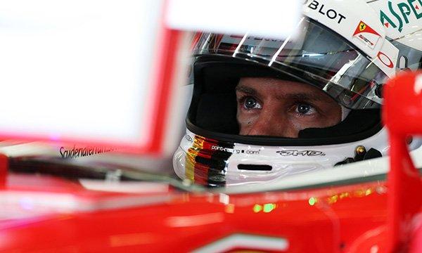 Vettel encore pénalisé sur la grille !