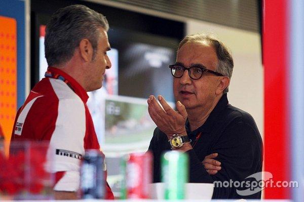 Ferrari - Marchionne à la man½uvre à Maranello