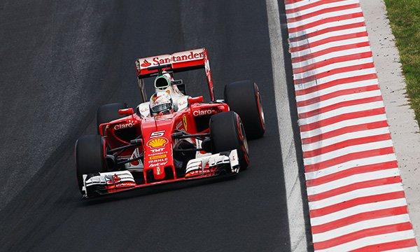 Vettel se voyait dans le top 3
