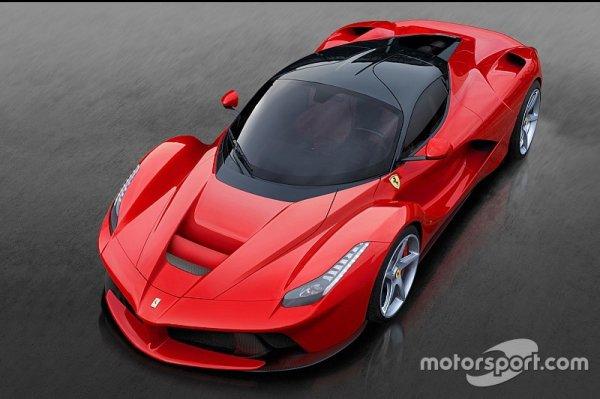 Le prochain hypercar Ferrari déjà dans les tuyaux?