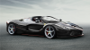 Ferrari LaFerrari Aperta : elle enlève le haut