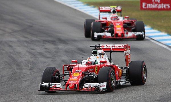 La gaffe de Vettel qui était passée inaperçue…