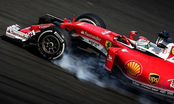 """Vettel : """"Notre rythme n'a pas l'air trop mal"""""""