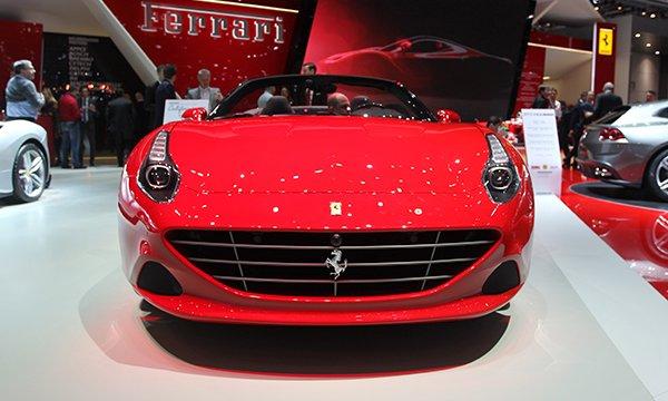 Troisième trimestre record pour Ferrari