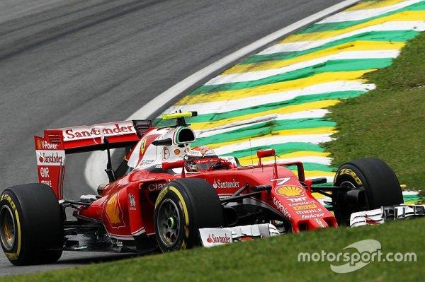 Räikkönen endosse le rôle inattendu de l'arbitre à Interlagos