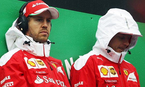 Vettel peste encore contre Verstappen !
