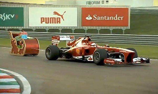 Ferrari renonce à fêter Noël