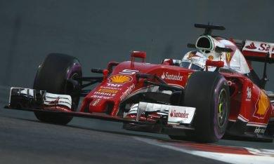 """Vettel : """"Un très bon vendredi"""""""