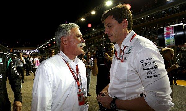 """Wolff : """"Le début d'une nouvelle ère pour la F1"""""""