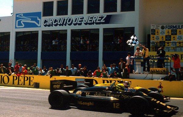 Les plus belles victoires de... Ayrton Senna  (5)